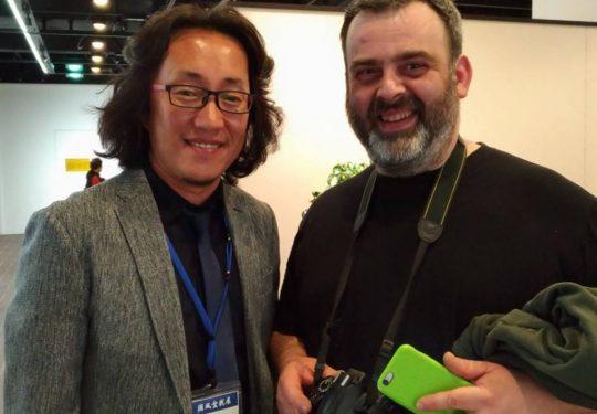 Feb 2018 - con il maestro Shinji Suzuki