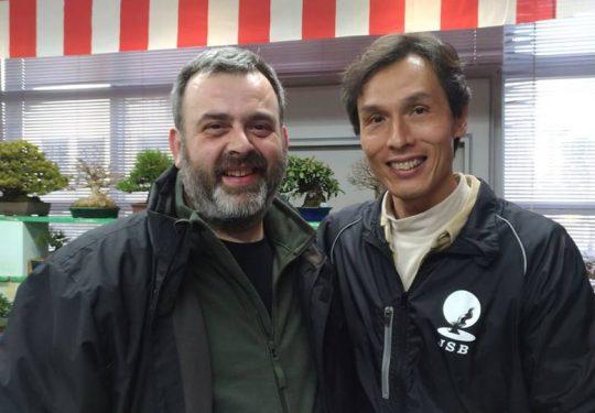 Feb 2018 - con il maestro Tomohiro Masumi