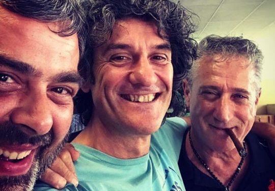 I tre amigos!!!